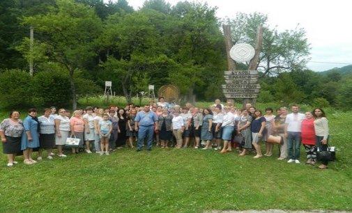 У с. Мала Уголька відбувся семінар-екскурсія працівників культури