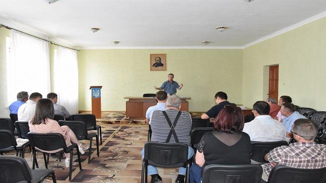 Іршавська об'єднана територіальна громада розпочала розробку стратегії розвитку