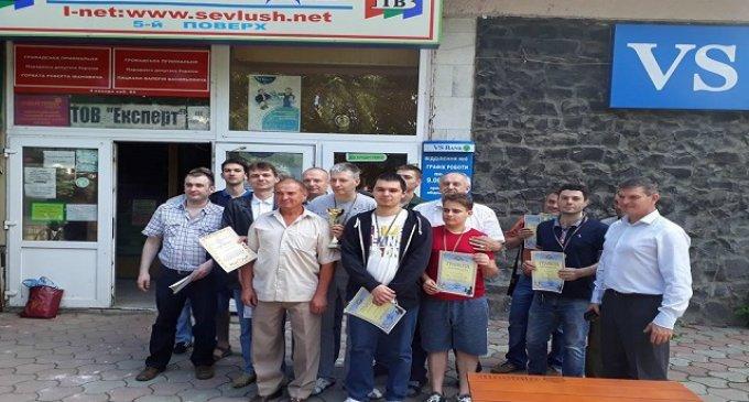 Збірна Мукачева перемогла на чемпіонаті Закарпаття з шахів