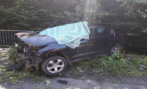 Воловецький район: внаслідок ДТП загинула молода жінка