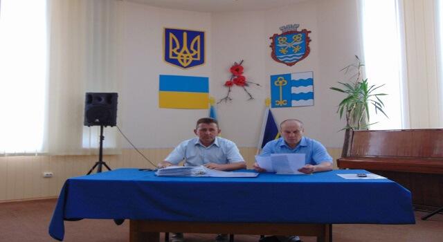 Відбулося засідання виконавчого комітету Чопської міської ради