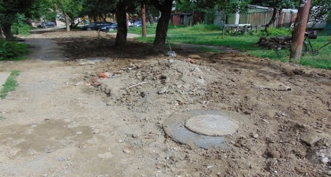 На вулиці Йосипа Бокшая, 5 завершилися ремонті роботи