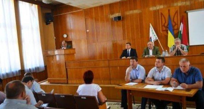 На сесії районної ради Берегівській ЦРЛ присвоєно ім'я Бертолона Ліннера