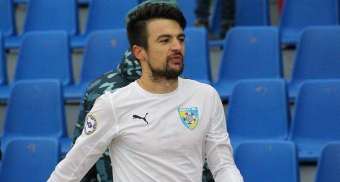 """Екс-гравець """"Волині"""" і """"Говерли"""" Душан Савич перейшов в """"Актобе"""""""