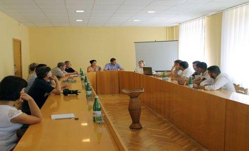 У Виноградівській РДА відбулася презентація грантового конкурсу