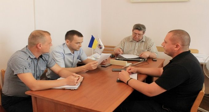 Про корупцію говорили на робочій нараді Виноградівської РДА