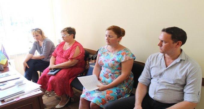 Виноградівська комісія розглянула питання з надання пільг населенню