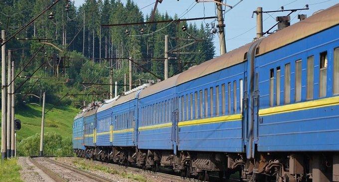 На Закарпатті знайшли міну на колії – зупинено рух поїздів