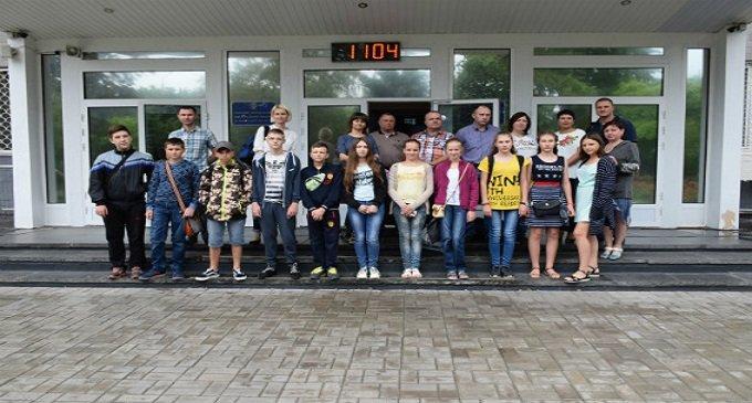 """""""Схід і Захід разом"""": діти з Донеччини приїдуть на Закарпаття, щоб відпочити в Угорщині"""