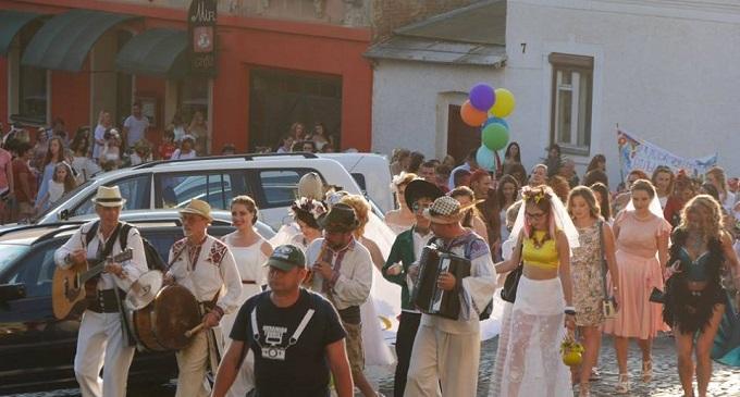 Підсумки Параду наречених в Ужгороді