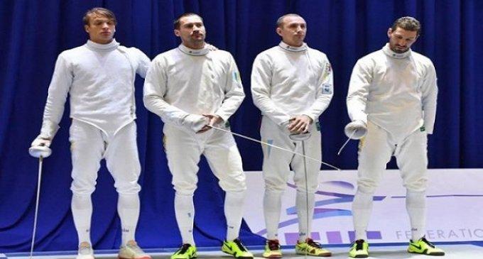 Ужгородський шпажист Анатолій Герей відправився на чемпіонат світу до Лейпцігу
