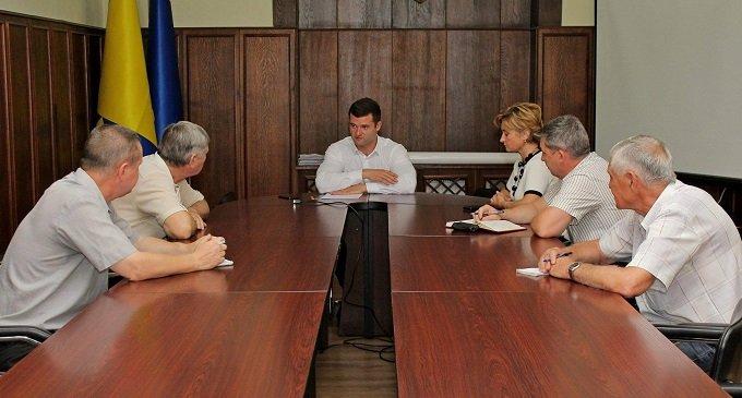У Мукачеві відбулася зустріч з представниками громадських організацій