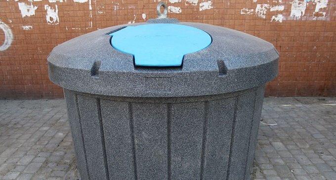 В Мукачеві комунальники облаштовують ще чотири підземні майданчики для сміття