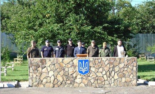В Ужгородському батальйоні Нацгвардії розпочався II-ий піврічний 2017 навчальний рік