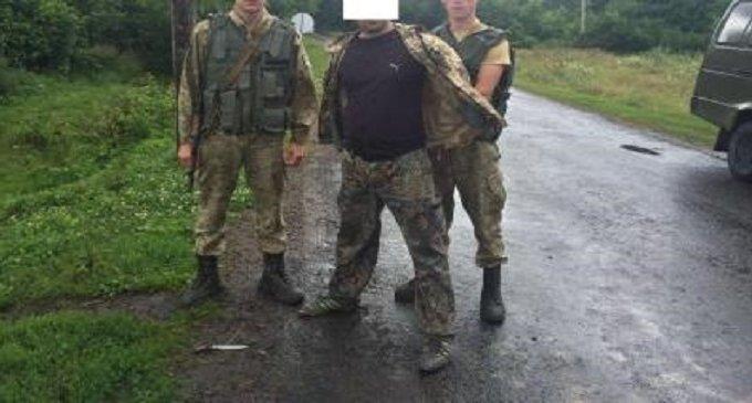 Троє п'яних чоловіків погрожували прикордонному наряду
