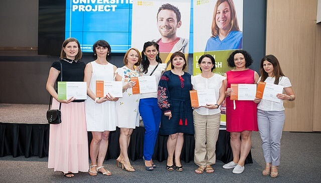 Викладачі Ужгородського університету взяли участь у літній школі Британської ради