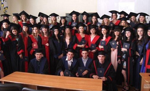Підкорювати кар'єрні вершини вирушили й випускники біофаку