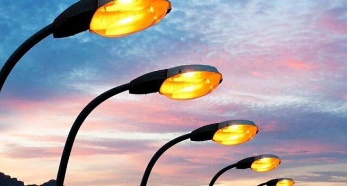 У Чопі ремонтуватимуть вуличне освітлення