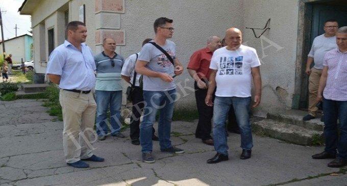 Стартує новий туристичний проект на Іршавщині