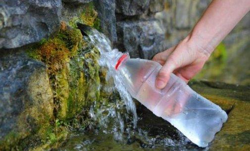 """На Іршавщині упорядкували мінеральне джерело """"Квасна вода"""""""
