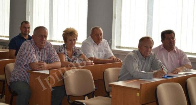 В Іршавському районі провели нараду із головами сільських рад
