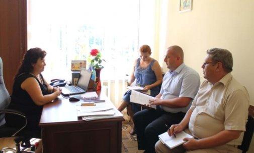 У Виноградівській РДА обговорили питання відзначення в районі державних свят