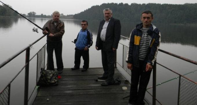 Іршава провела змагання з рибної ловлі