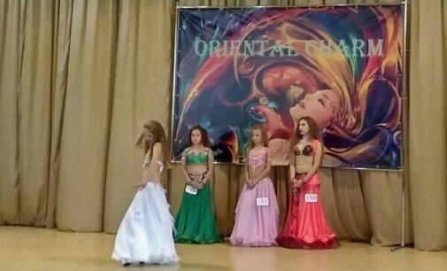 """Клуб східного танцю """"Наргіс"""" взяв участь у фестивалі-конкурсі """"Orient sharm 2017"""""""