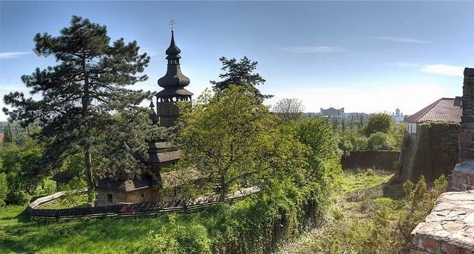 """У Закарпатському музеї народної архітектури та побуту відбувся фестиваль """"Словенска веселіца"""""""