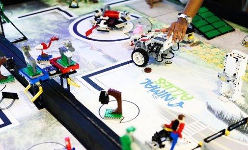Українські школи виграли грант від FIRST LEGO League 2017