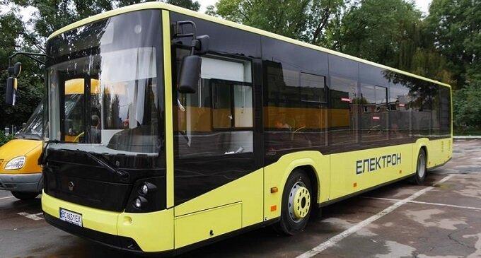 """Ужгородці два дні тестували сучасний автобус """"Електрон"""""""