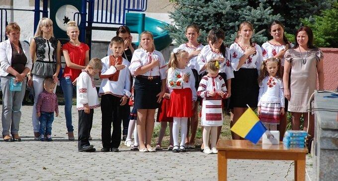 Вихованці Іршавського РБДТ відзначили день миру