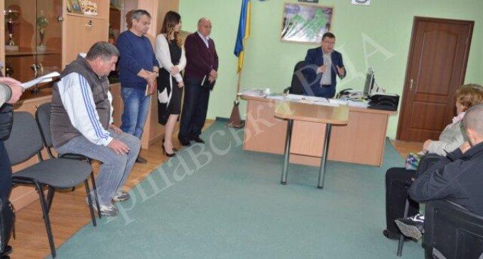 Іршавчани звернулися до голови РДА щодо вирішення земельних питань