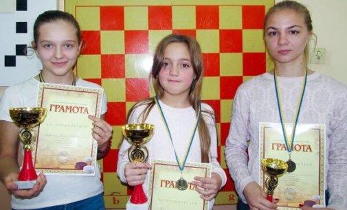 Катерина Мойсей – чемпіон області з шашок-64
