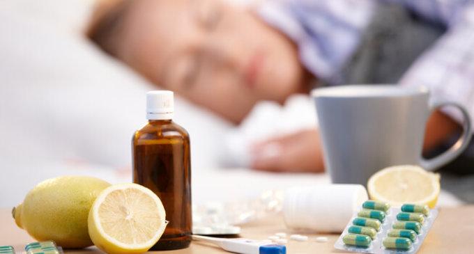 Епідемія грипу наближається на Закарпаття