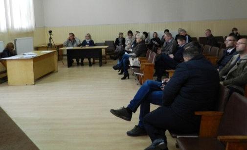 У Чопі відбулося спільне засідання депутатського корпусу