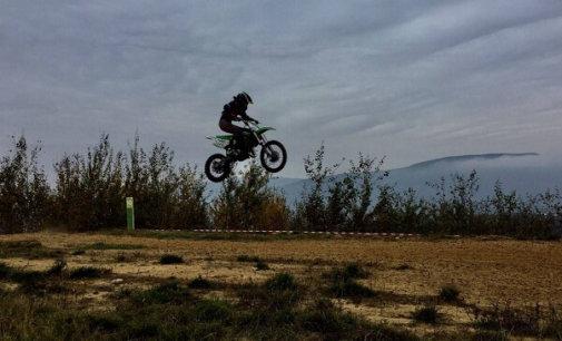 У Хусті провели змагання з мотокросу