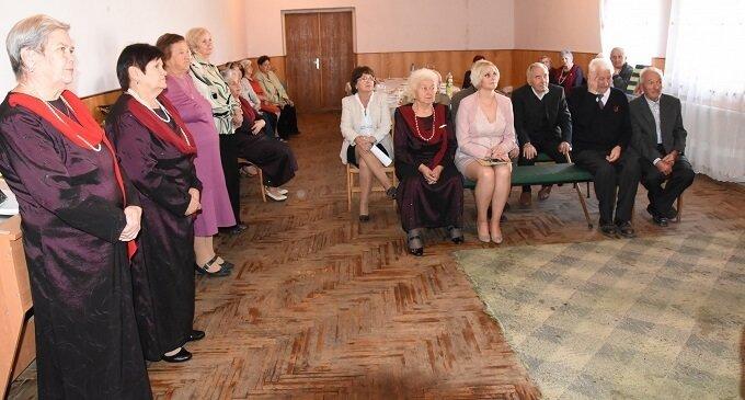В Іршаві відмітили міжнародний день людей похилого віку
