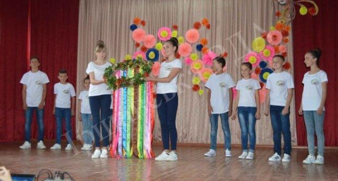 В Іршавських школах відбулося патріотичне змагання
