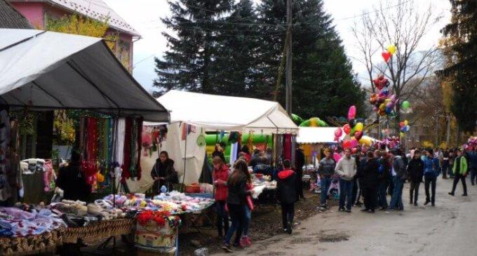 Як у Синевирі відсвяткували День села