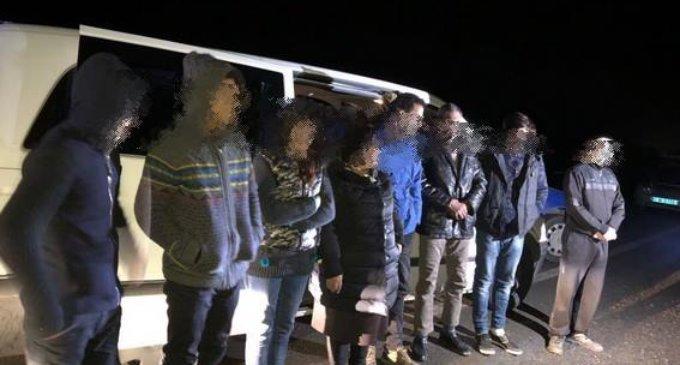 Закарпатська поліція затримала на Воловеччині групу нелегальних мігрантів