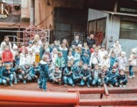 Екскурсія до ковальської майстерні БК
