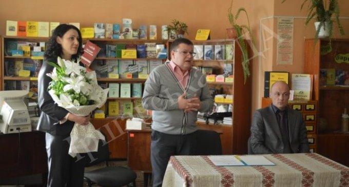 Іршава змінює керівника відділу культури і туризму