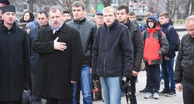На Іршавщині відзначили день гідності та свободи