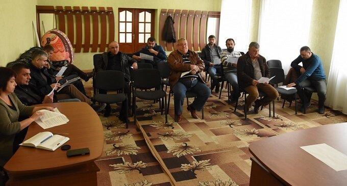 На земельній комісії в Іршаві депутати вирішували спірні питання