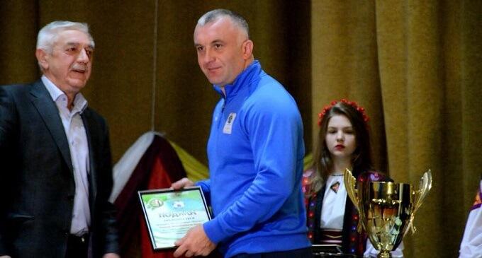 """Василь Щур: """"Спасибі всім, хто грав, вболівав та організовував гру команди """"Верховина"""""""