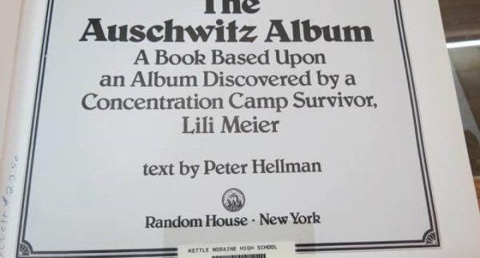 """У Іршавському історико-краєзнавчому музеї з'явився """"Альбом Аушвіц"""""""