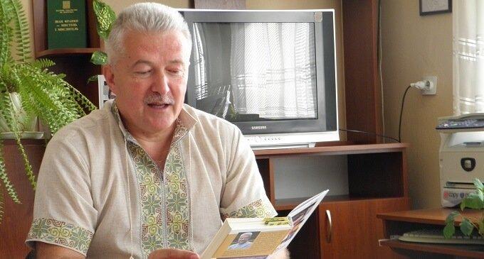 Відомий поет Іршавщини виступить з літературним перформансом в Ужгородському замку
