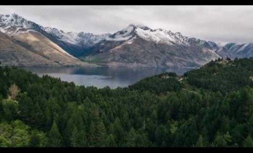 Відео: зимова Аляска, Канада