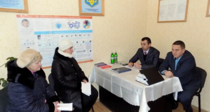 Представники ГУНП в Закарпатській області спілкувалися із жителями Міжгірщини